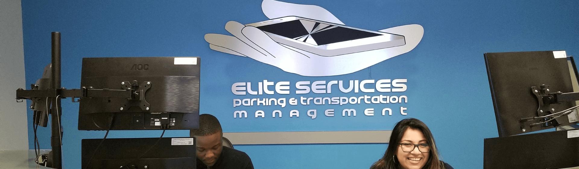 Image of elite service parking transportation management