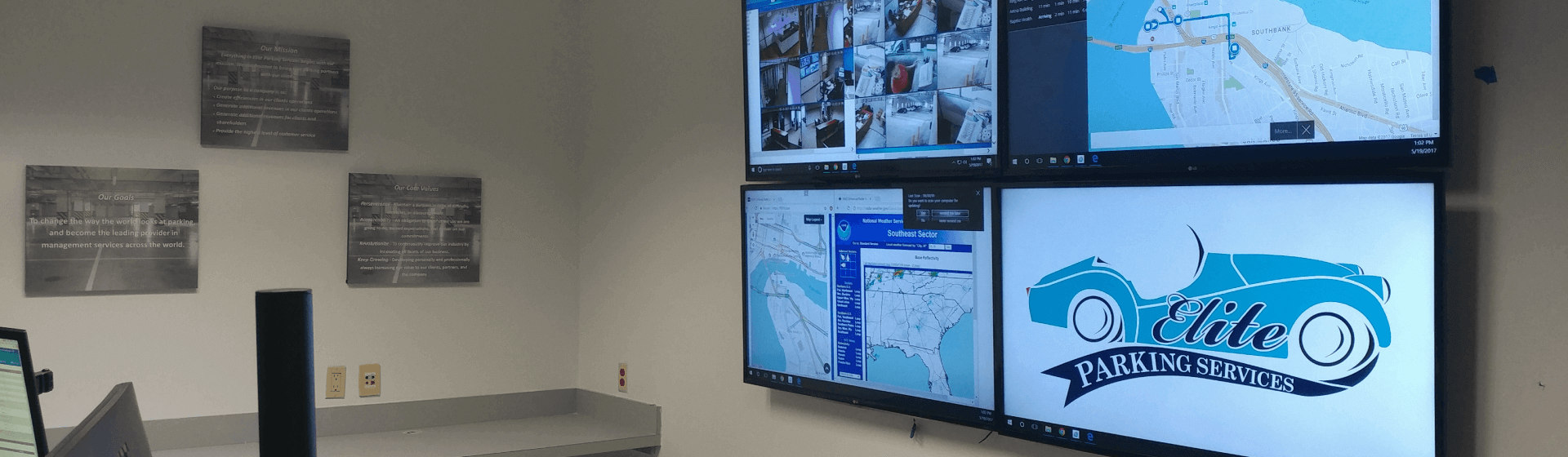 Image of E-command operations oversight